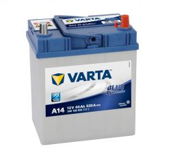 Akumulator VARTA Blue Dynamic 540126033 40AH/330A TICO, JAZZ
